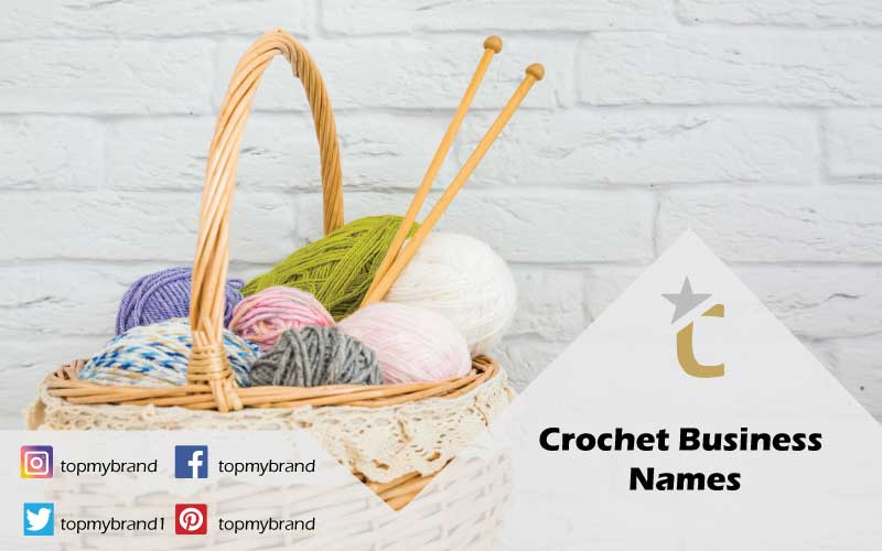 Crochet Business Names Are Absolutely Magical