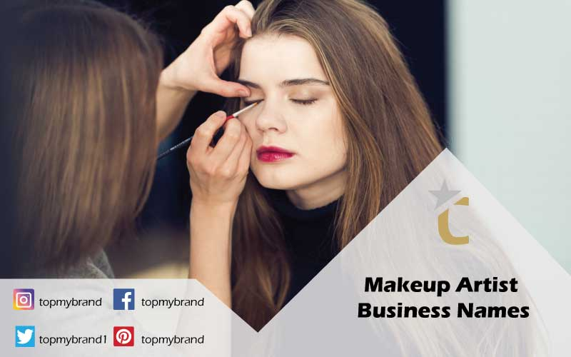 Catchy Makeup Artist Business Names