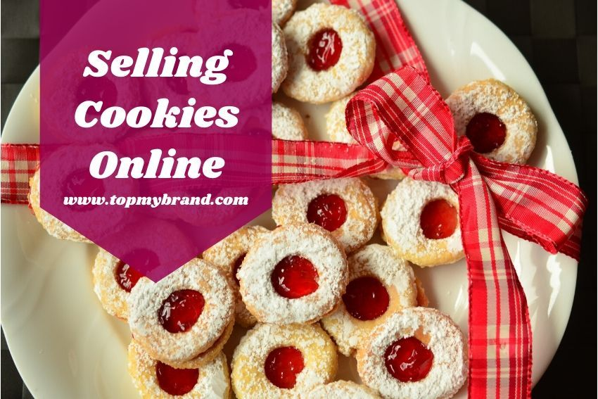Selling Cookies Online